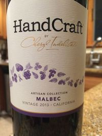 HandCraft Malbec 2013_CD