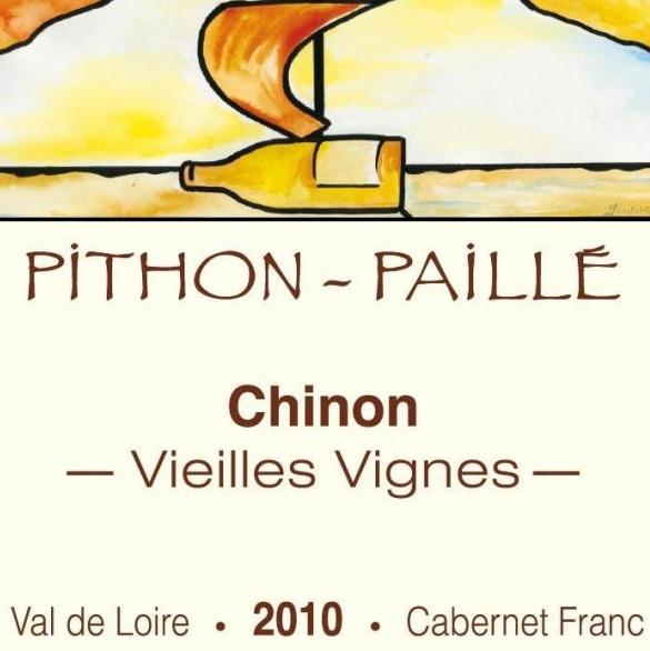 2010 Pithon-Paille Chinon